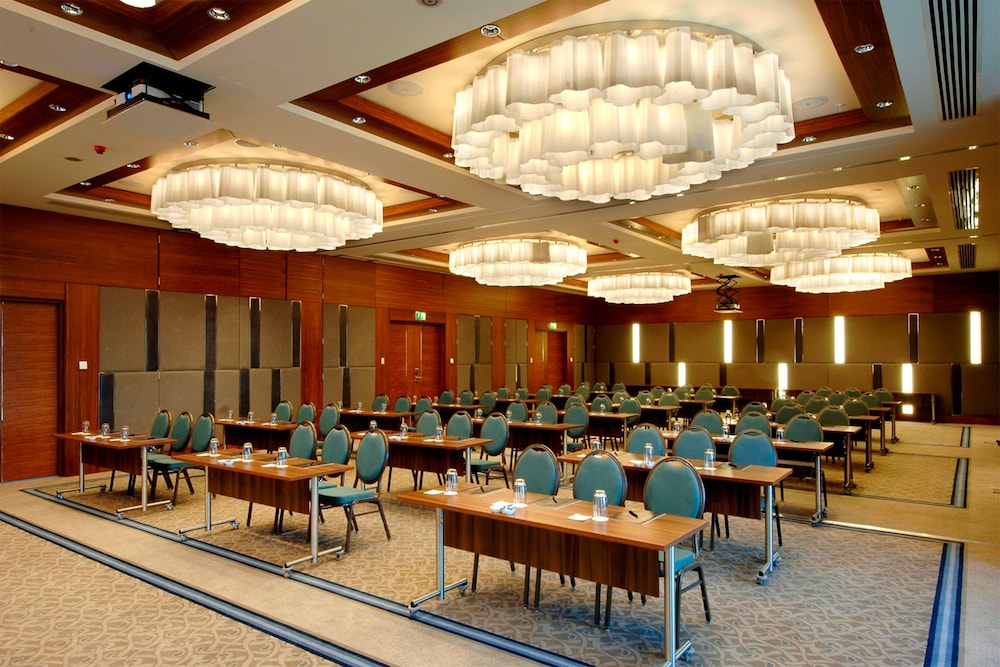 힐튼 부르사 컨벤션 센터 & 스파(Hilton Bursa Convention Center & Spa) Hotel Image 106 - Meeting Facility