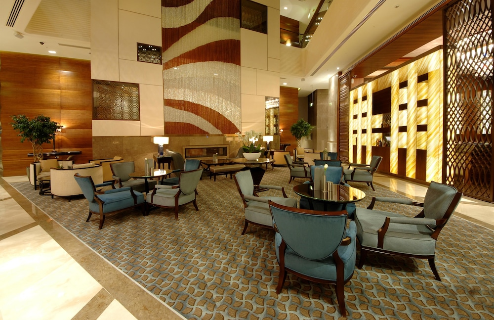 힐튼 부르사 컨벤션 센터 & 스파(Hilton Bursa Convention Center & Spa) Hotel Image 101 - Hotel Bar