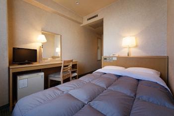 シングルルーム|14㎡|久留米ワシントンホテルプラザ