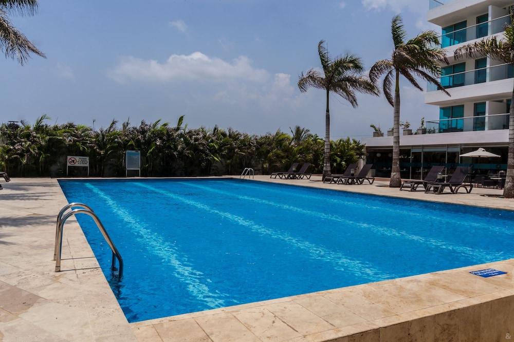 소네스타 호텔 카르타헤나(Sonesta Hotel Cartagena) Hotel Image 27 - Outdoor Pool