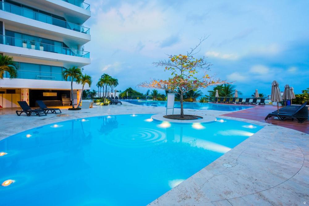 소네스타 호텔 카르타헤나(Sonesta Hotel Cartagena) Hotel Image 30 - Outdoor Pool
