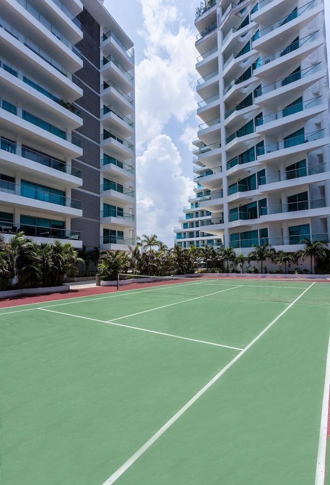 소네스타 호텔 카르타헤나(Sonesta Hotel Cartagena) Hotel Image 32 - Tennis Court