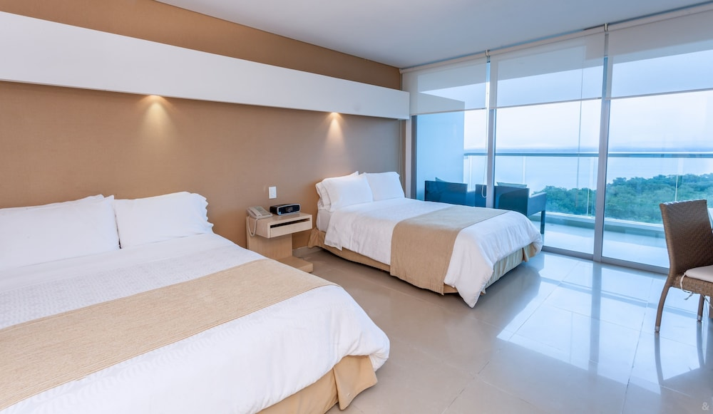 소네스타 호텔 카르타헤나(Sonesta Hotel Cartagena) Hotel Image 15 - Guestroom
