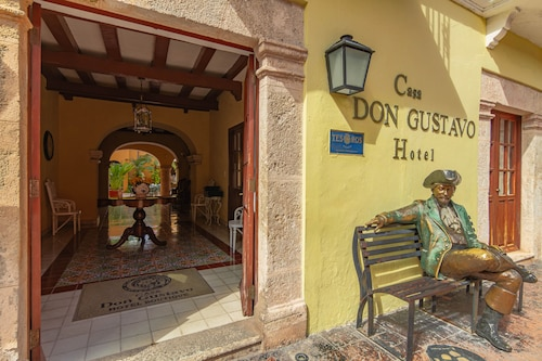 . Casa Don Gustavo Boutique Hotel