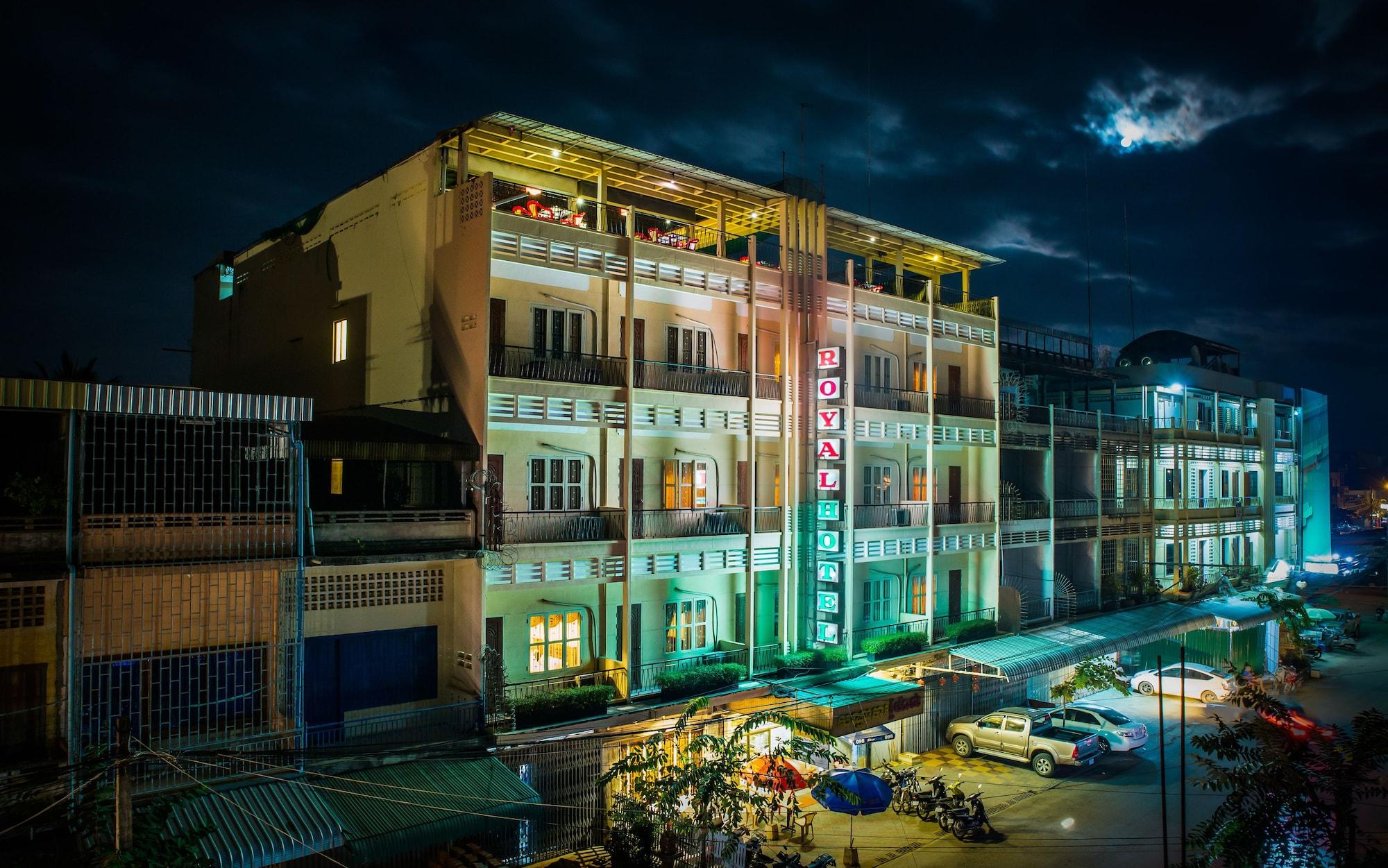 Royal Hotel, Svay Pao