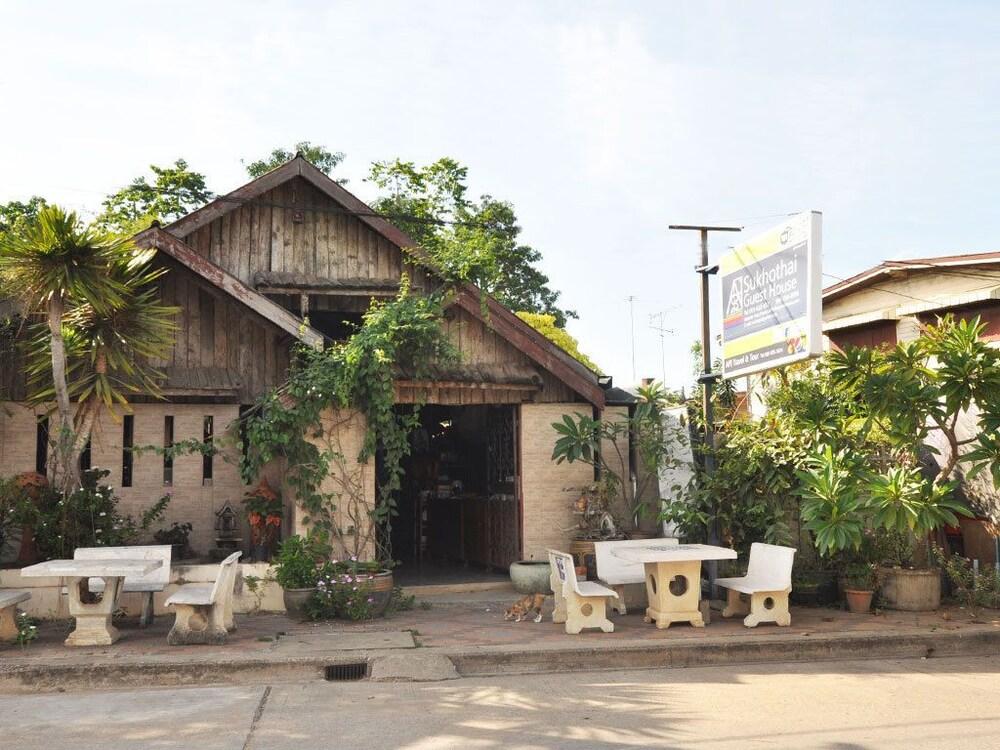 수코타이 게스트 하우스(Sukhothai Guest House) Hotel Image 41 - Exterior