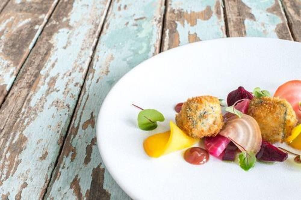 더 라이벡 컨트리 하우스 & 레스토랑(The Ryebeck Country House & Restaurant) Hotel Image 42 - Food and Drink