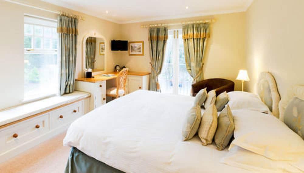 더 라이벡 컨트리 하우스 & 레스토랑(The Ryebeck Country House & Restaurant) Hotel Image 10 - Guestroom