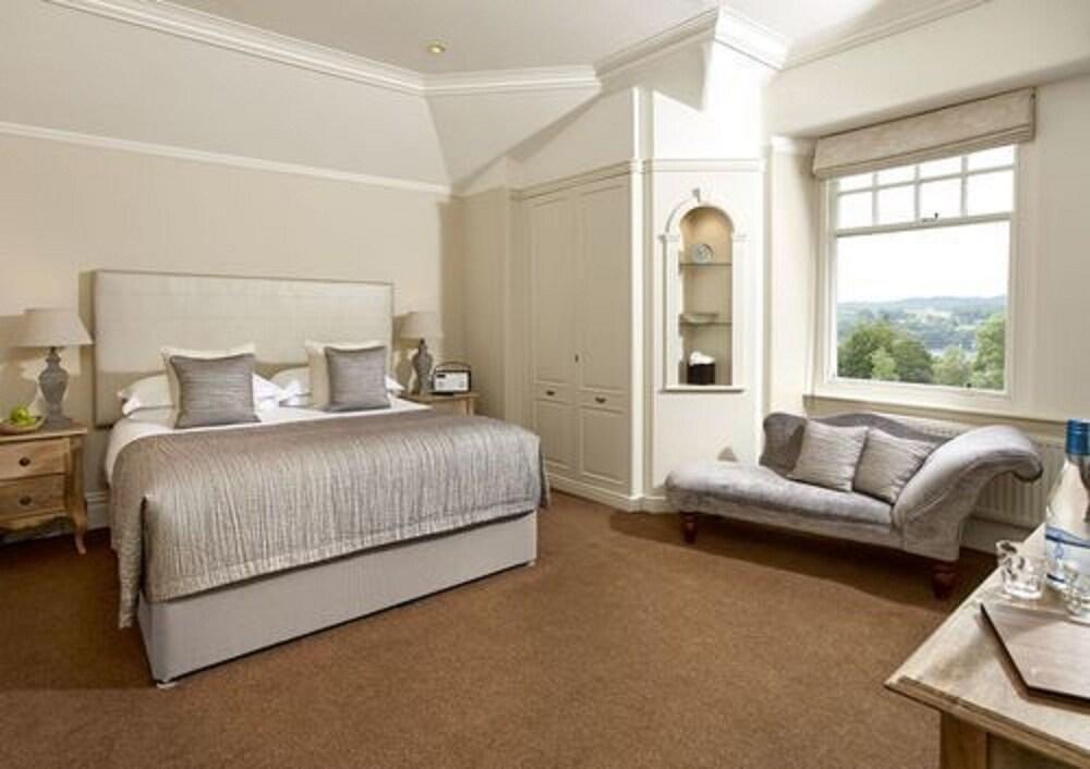 더 라이벡 컨트리 하우스 & 레스토랑(The Ryebeck Country House & Restaurant) Hotel Image 11 - Guestroom