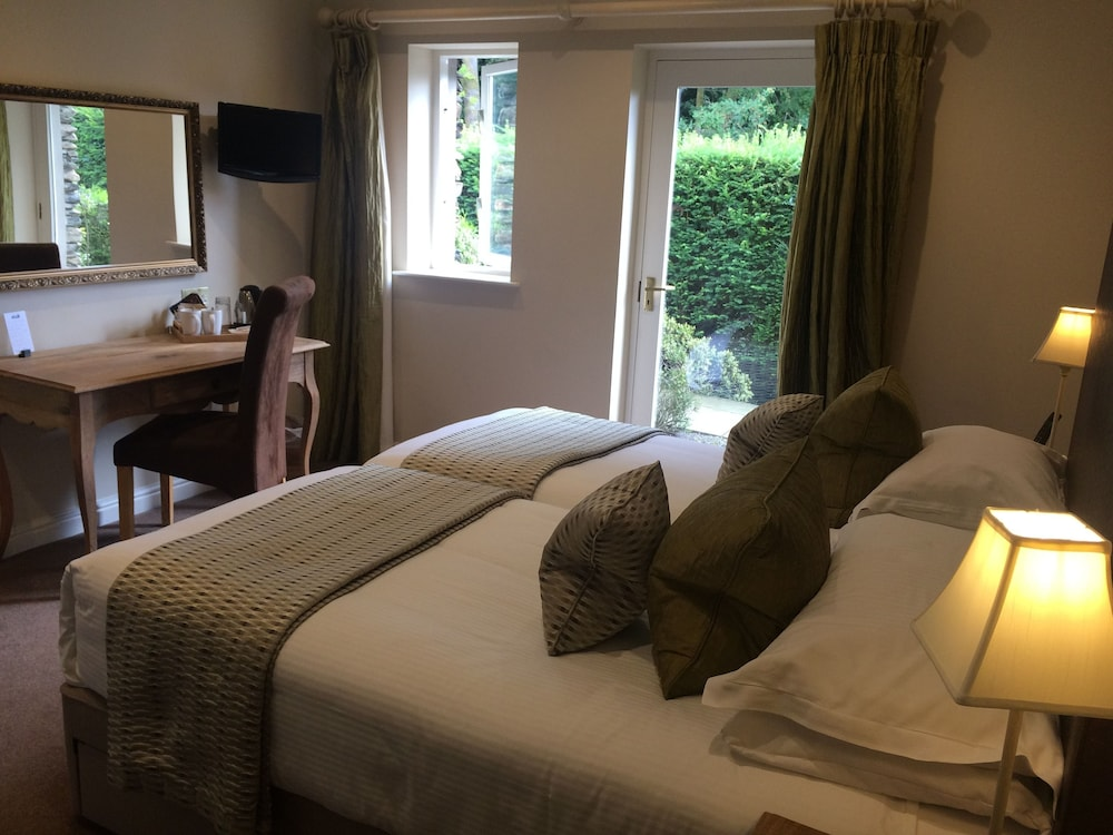 더 라이벡 컨트리 하우스 & 레스토랑(The Ryebeck Country House & Restaurant) Hotel Image 7 - Guestroom