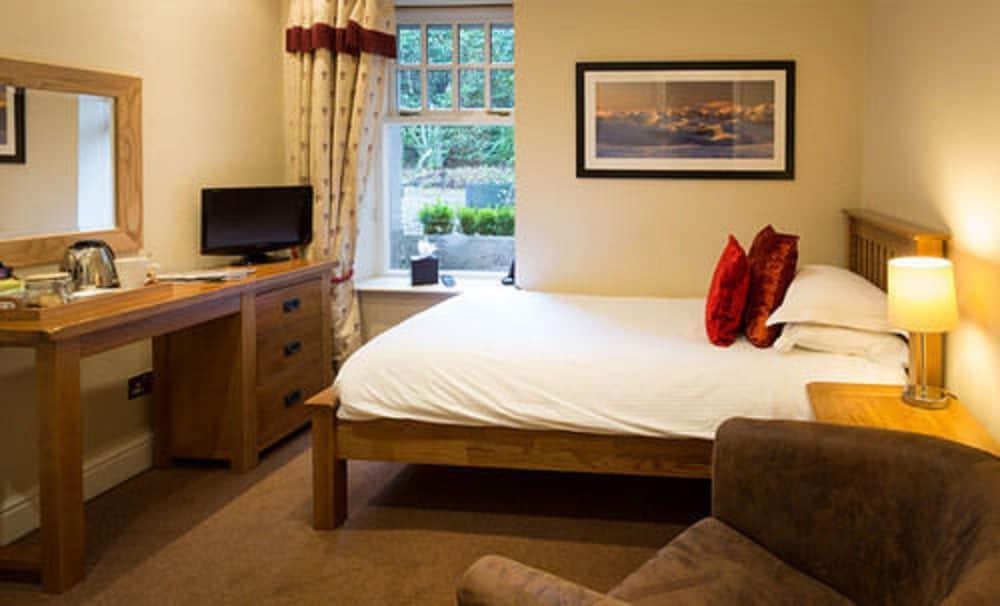 더 라이벡 컨트리 하우스 & 레스토랑(The Ryebeck Country House & Restaurant) Hotel Image 16 - Guestroom