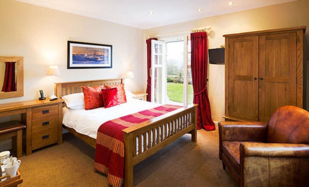 더 라이벡 컨트리 하우스 & 레스토랑(The Ryebeck Country House & Restaurant) Hotel Image 17 - Guestroom
