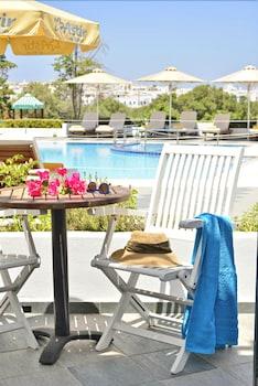 아스티르 오브 낙소스(Astir of Naxos) Hotel Image 21 - Terrace/Patio