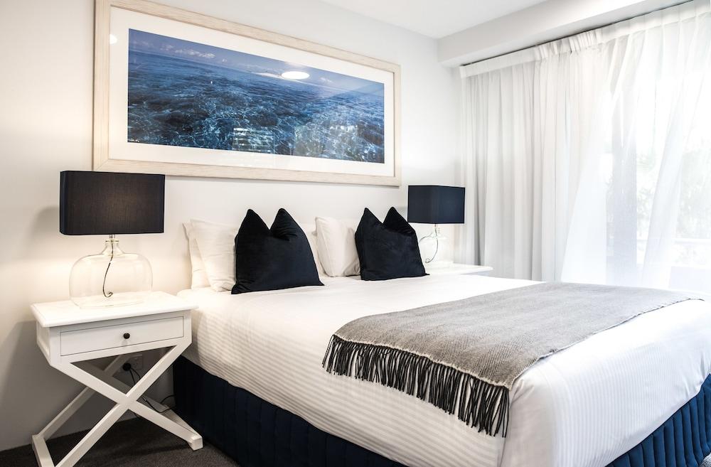 누사 퍼시픽 리조트(Noosa Pacific Resort) Hotel Image 6 - Guestroom