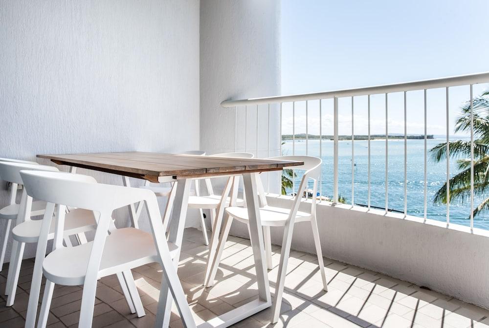 누사 퍼시픽 리조트(Noosa Pacific Resort) Hotel Image 83 - Balcony View