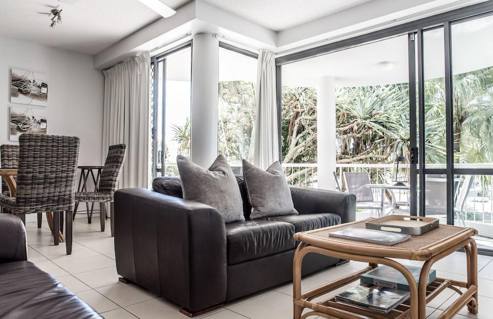 누사 퍼시픽 리조트(Noosa Pacific Resort) Hotel Image 41 - Living Area