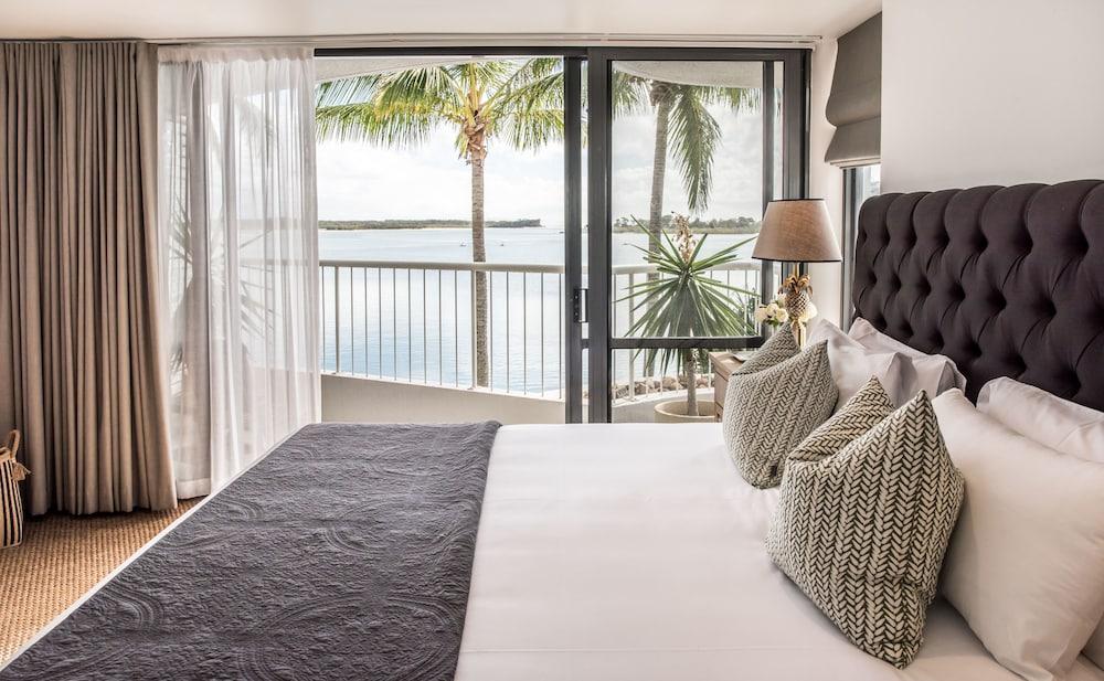 누사 퍼시픽 리조트(Noosa Pacific Resort) Hotel Image 11 - Guestroom