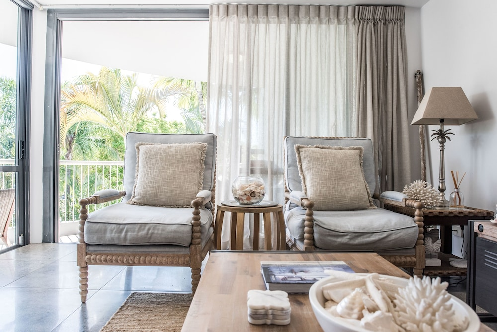 누사 퍼시픽 리조트(Noosa Pacific Resort) Hotel Image 43 - Living Area