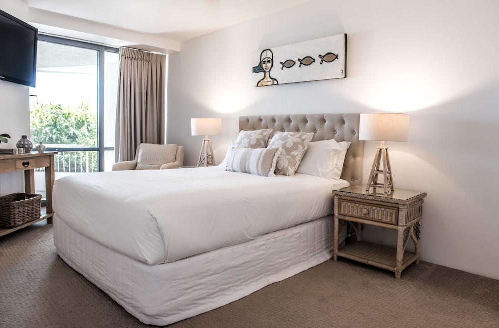 누사 퍼시픽 리조트(Noosa Pacific Resort) Hotel Image 18 - Guestroom