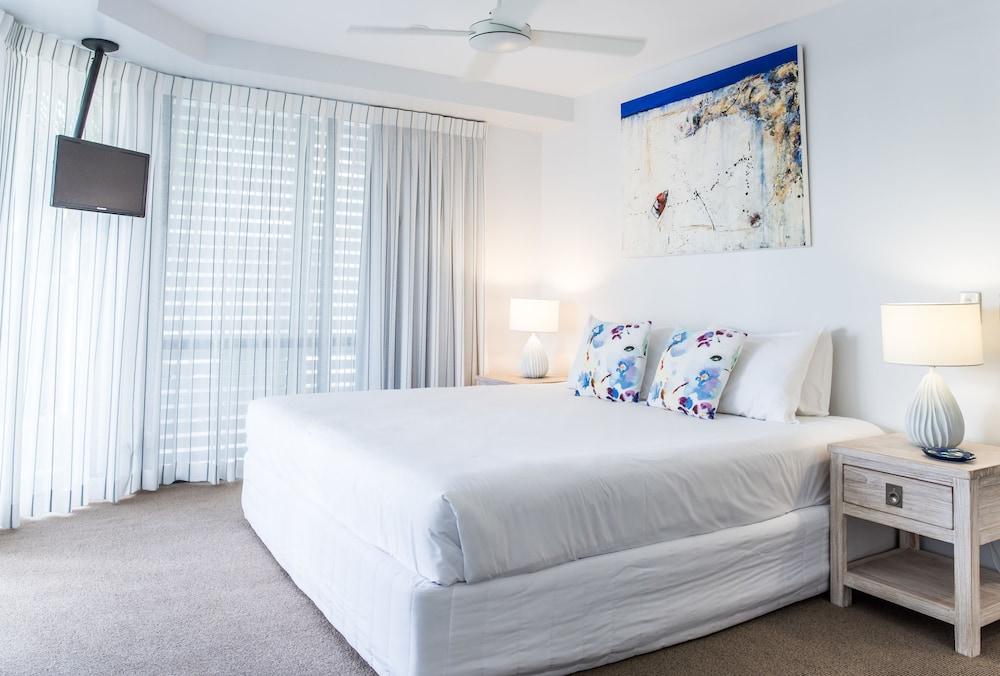 누사 퍼시픽 리조트(Noosa Pacific Resort) Hotel Image 20 - Guestroom