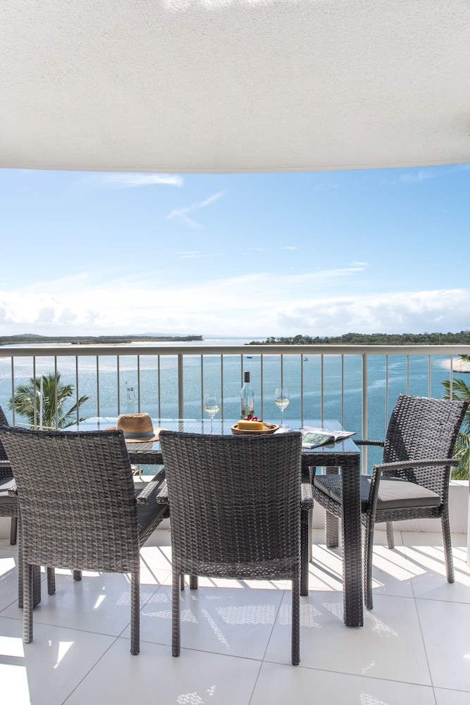 누사 퍼시픽 리조트(Noosa Pacific Resort) Hotel Image 59 - Terrace/Patio