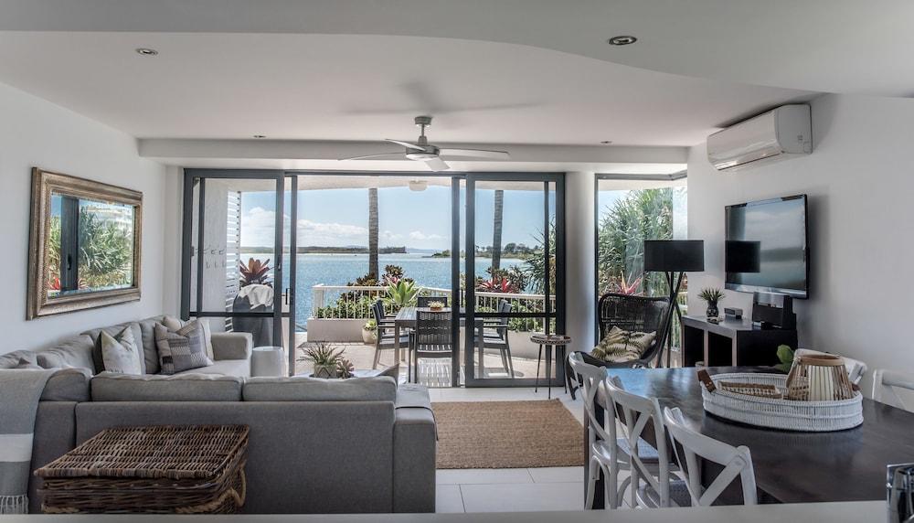 누사 퍼시픽 리조트(Noosa Pacific Resort) Hotel Image 52 - Living Area