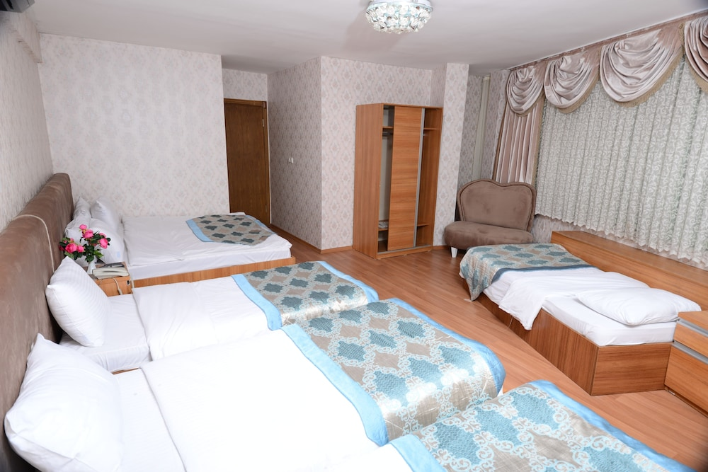 더 럭스 부티크 호텔(The Luxx Boutique Hotel) Hotel Image 7 - Guestroom