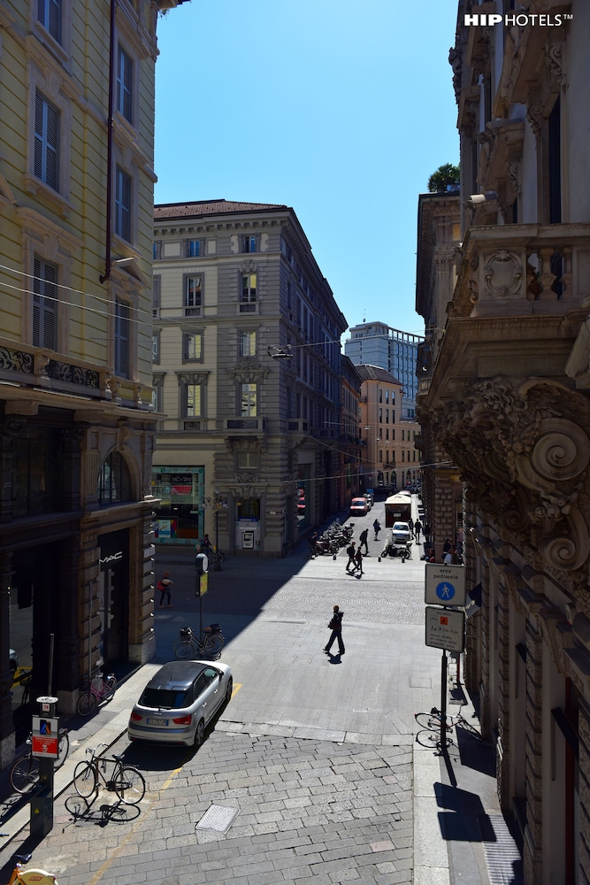 팔라초 세그레티(Palazzo Segreti) Hotel Thumbnail Image 3 - View from Hotel