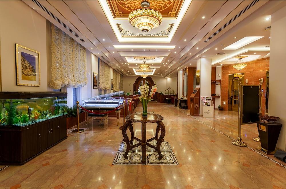 플래티넘 호텔(Platinum Hotel) Hotel Image 1 - Lobby