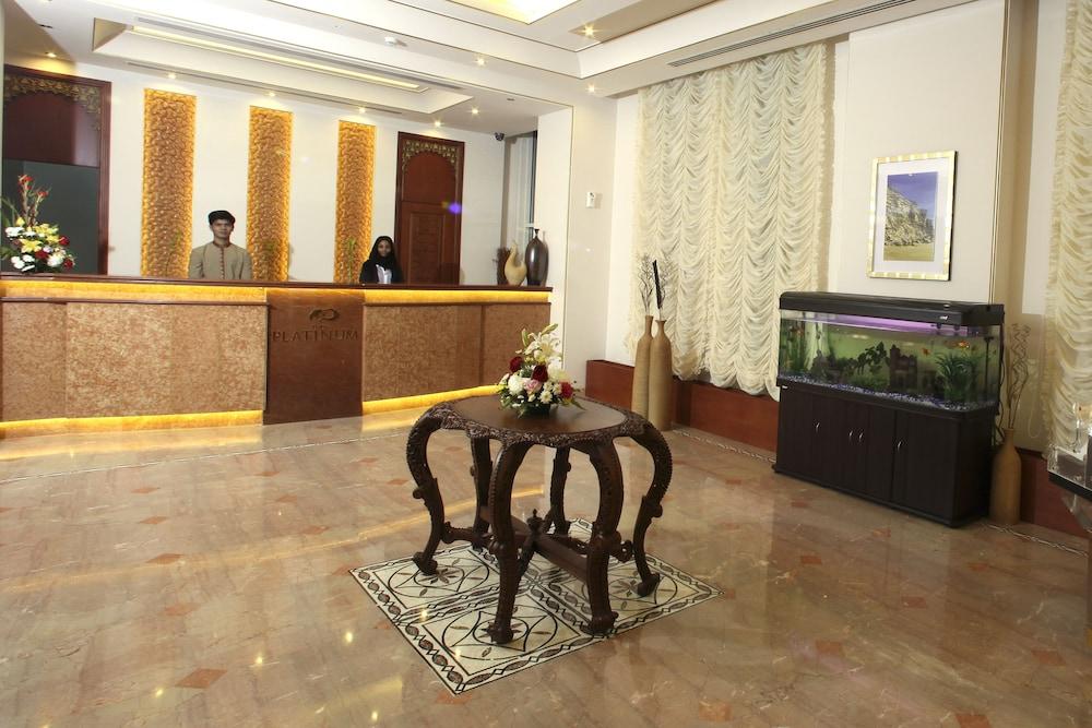 플래티넘 호텔(Platinum Hotel) Hotel Image 4 - Reception