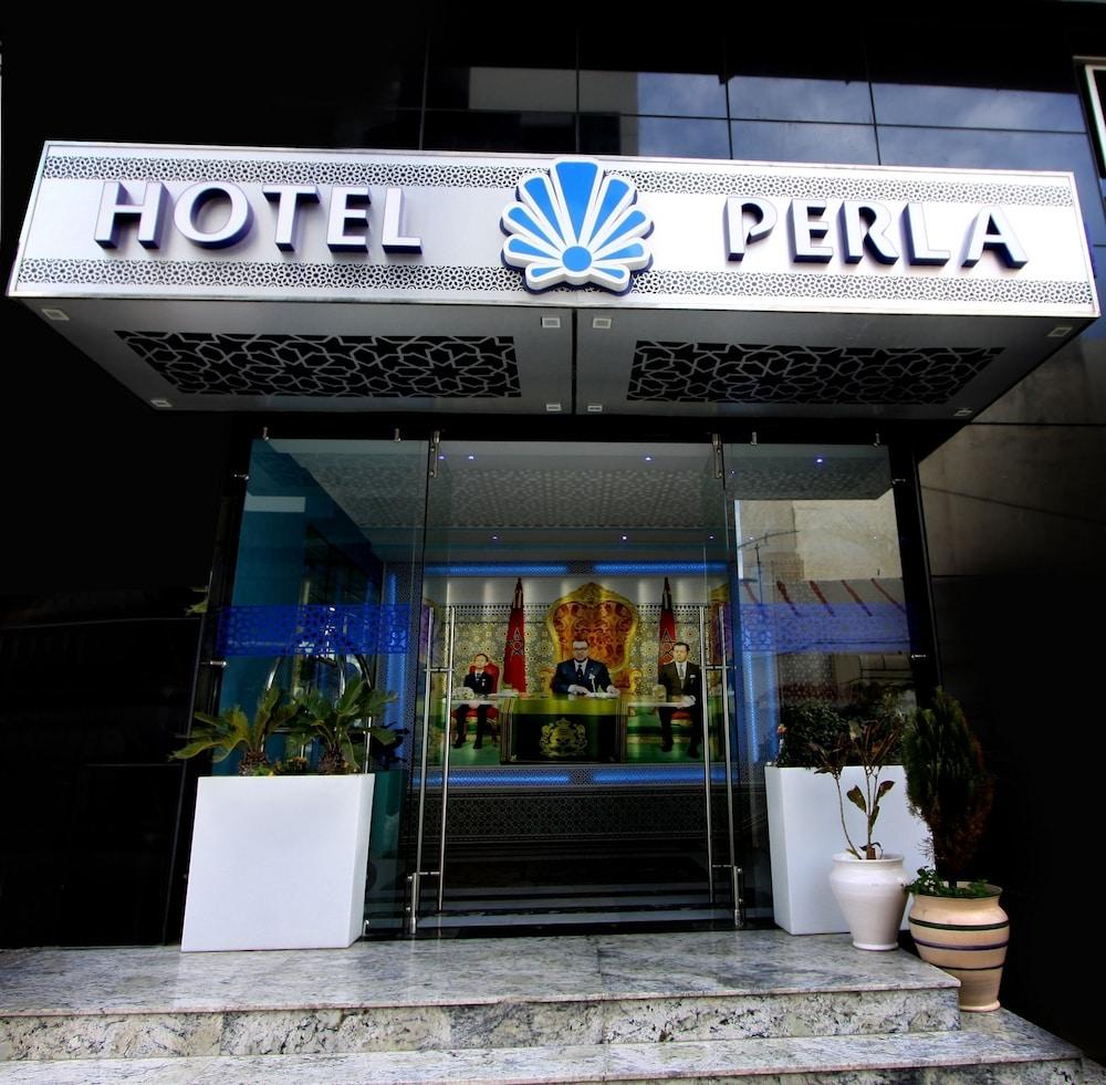 호텔 라 페를라(Hotel La Perla) Hotel Image 27 - Hotel Entrance