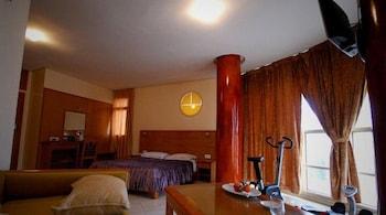 호텔 라 페를라(Hotel La Perla) Hotel Image 17 - Living Area