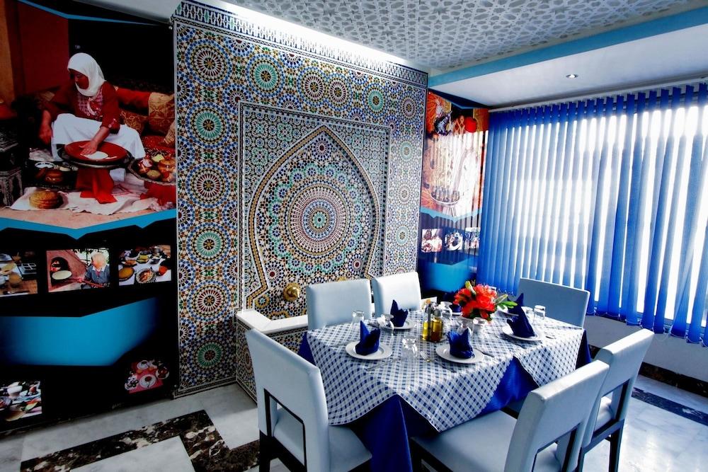 호텔 라 페를라(Hotel La Perla) Hotel Image 25 - Restaurant