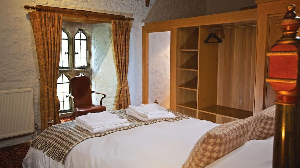 다팅턴 홀 호텔(Dartington Hall Hotel) Hotel Image 21 - Guestroom