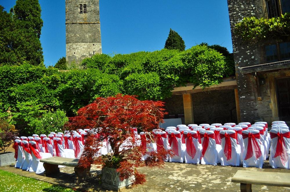 다팅턴 홀 호텔(Dartington Hall Hotel) Hotel Image 84 - Outdoor Wedding Area