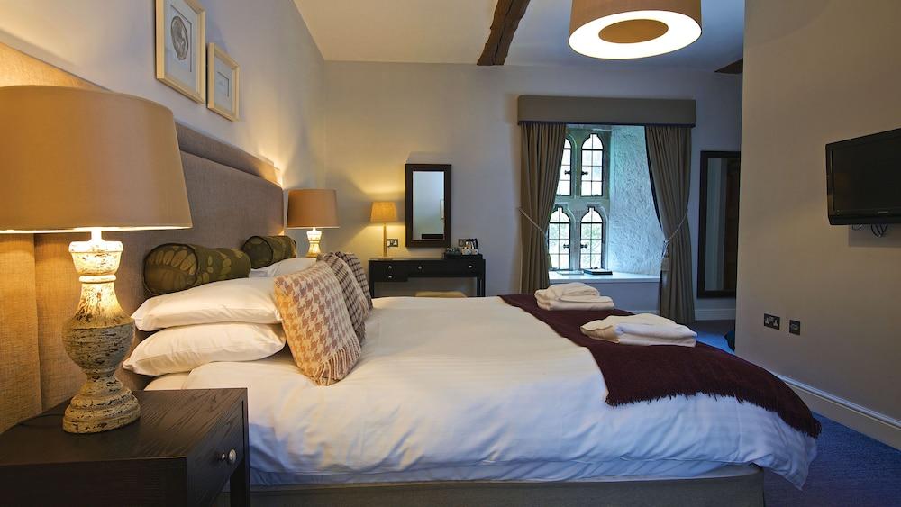 다팅턴 홀 호텔(Dartington Hall Hotel) Hotel Image 28 - Guestroom