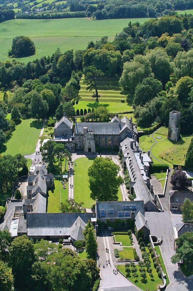 다팅턴 홀 호텔(Dartington Hall Hotel) Hotel Image 86 - Aerial View