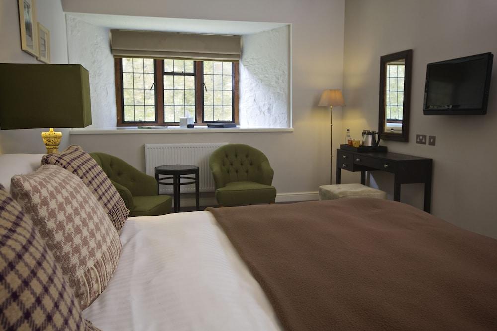 다팅턴 홀 호텔(Dartington Hall Hotel) Hotel Image 5 - Guestroom