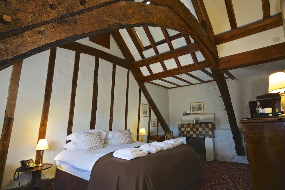 다팅턴 홀 호텔(Dartington Hall Hotel) Hotel Image 17 - Guestroom