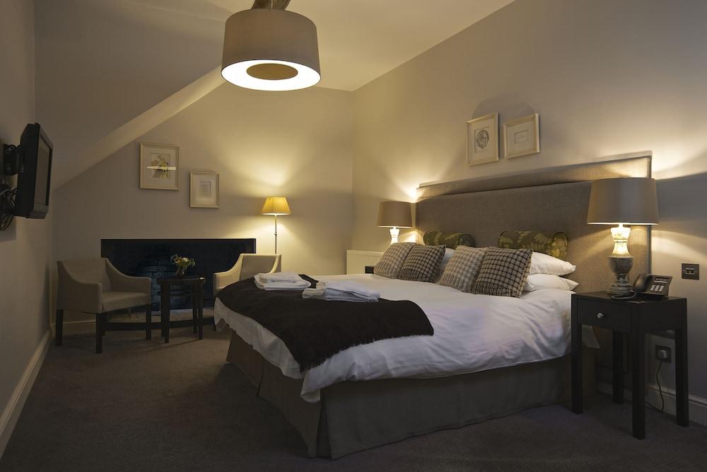 다팅턴 홀 호텔(Dartington Hall Hotel) Hotel Image 9 - Guestroom