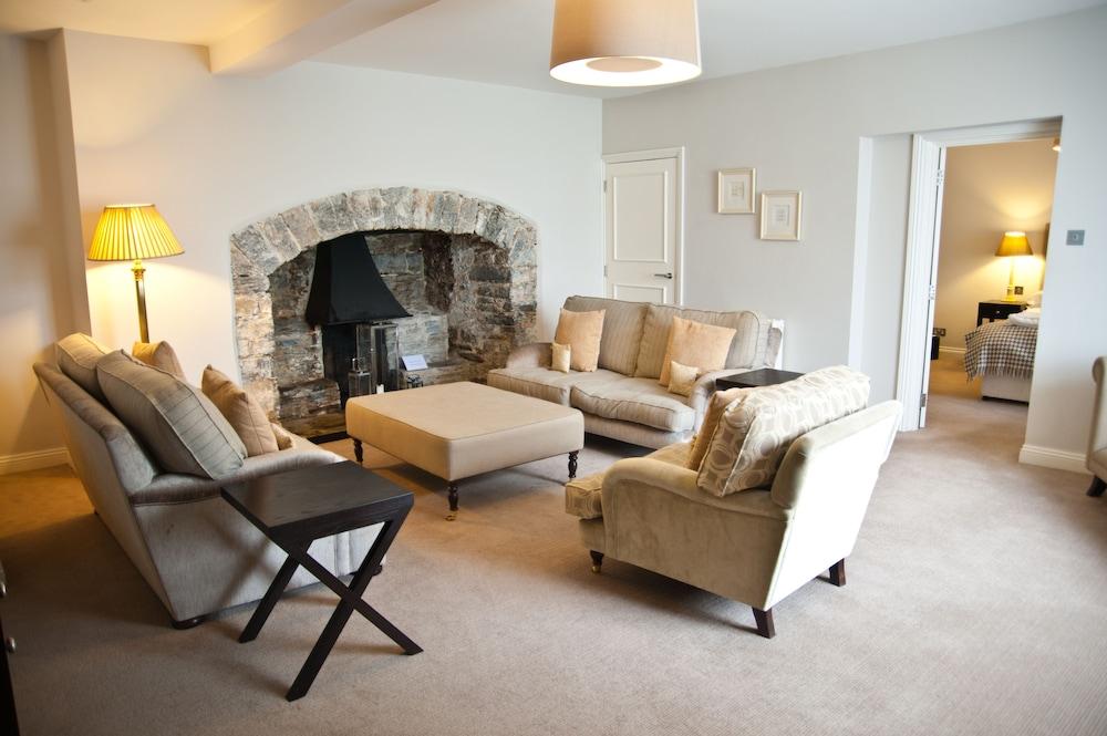 다팅턴 홀 호텔(Dartington Hall Hotel) Hotel Image 32 - Living Area