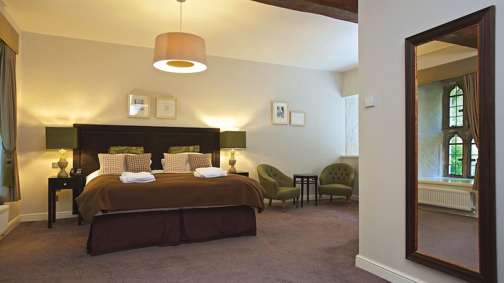 다팅턴 홀 호텔(Dartington Hall Hotel) Hotel Image 30 - Guestroom