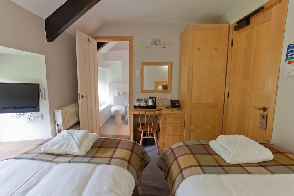 다팅턴 홀 호텔(Dartington Hall Hotel) Hotel Image 20 - Guestroom