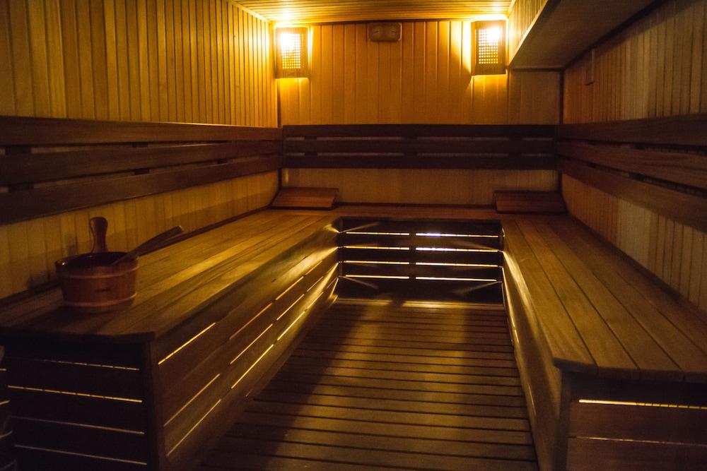 모노리트 플라자(Monolit Plaza) Hotel Image 30 - Sauna