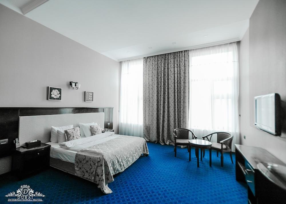 모노리트 플라자(Monolit Plaza) Hotel Image 5 - Living Area