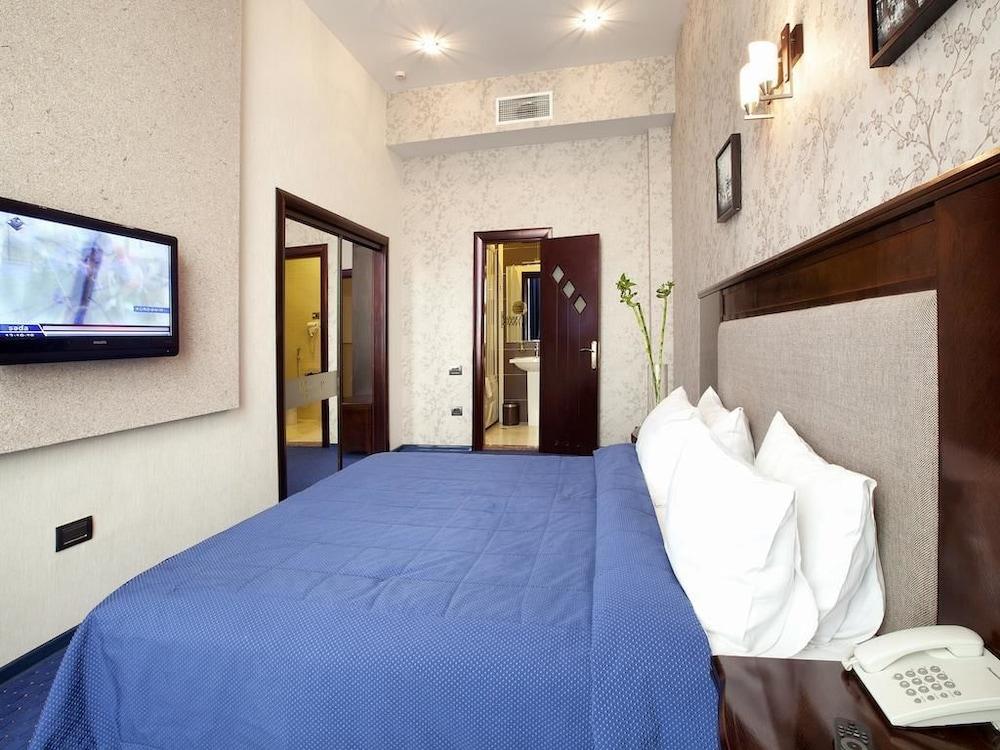 모노리트 플라자(Monolit Plaza) Hotel Image 17 - Living Room