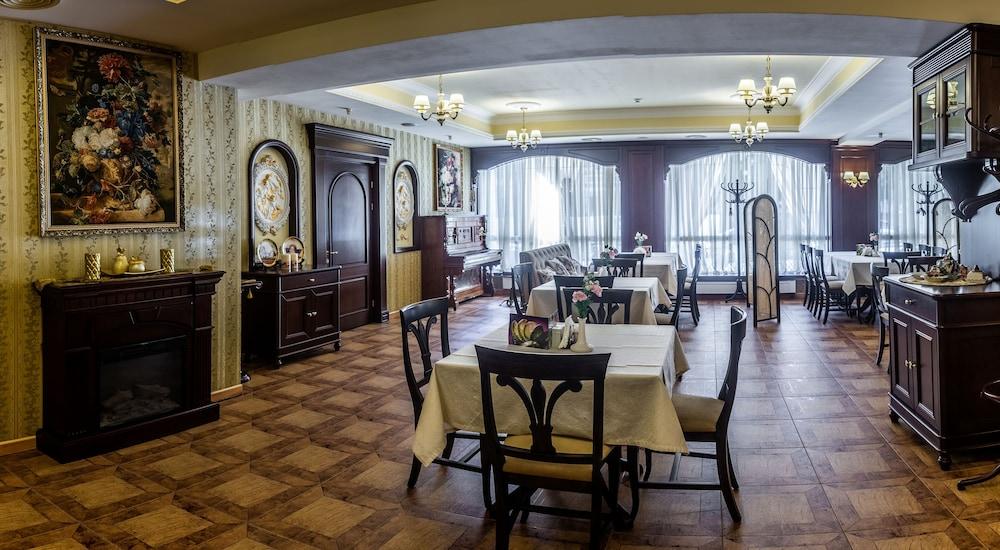 팔라조 프레미에르 호텔(Palazzo Premier Hotel) Hotel Image 58 - Restaurant