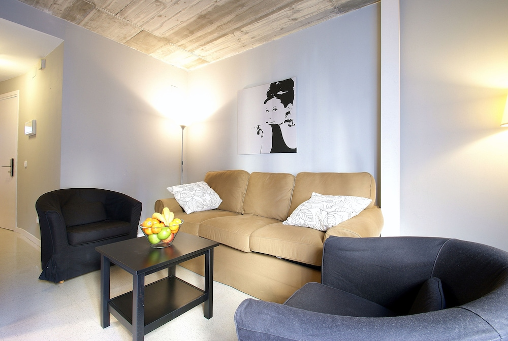 SSG 보르네 로프츠(SSG Borne Lofts) Hotel Image 18 - Living Area