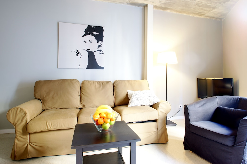 SSG 보르네 로프츠(SSG Borne Lofts) Hotel Image 13 - Living Area