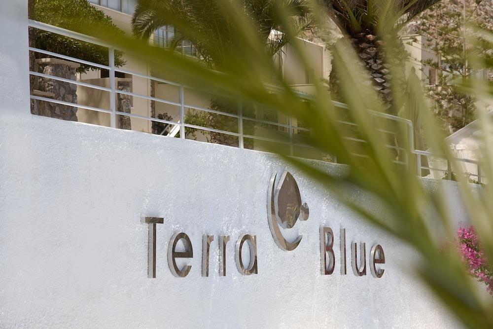 테라 블루 산토리니(Terra Blue Santorini) Hotel Image 22 - Outdoor Pool